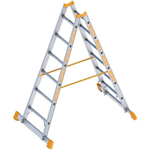 escaleras doble