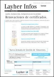 renovación certificados
