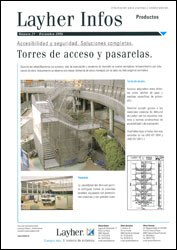 torres de acceso