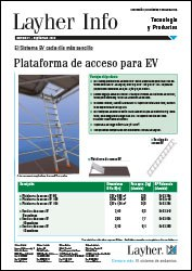 plataforma de acero