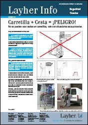 carretilla + cesta